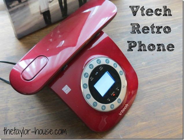 VTech Retro Phone