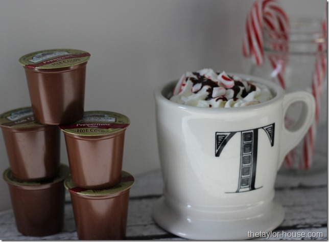 Christmas Cocoa, Grove Square