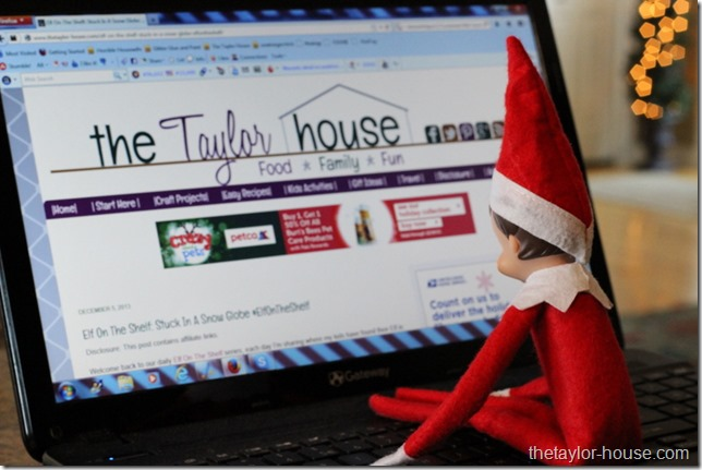 Elf On The Shelf, Elf On The Computer