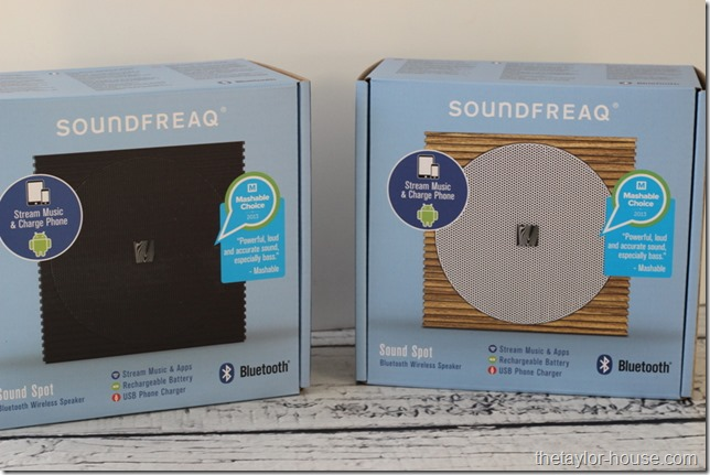 @Soundfreaq #SoundSpot Bluetooth Speakers