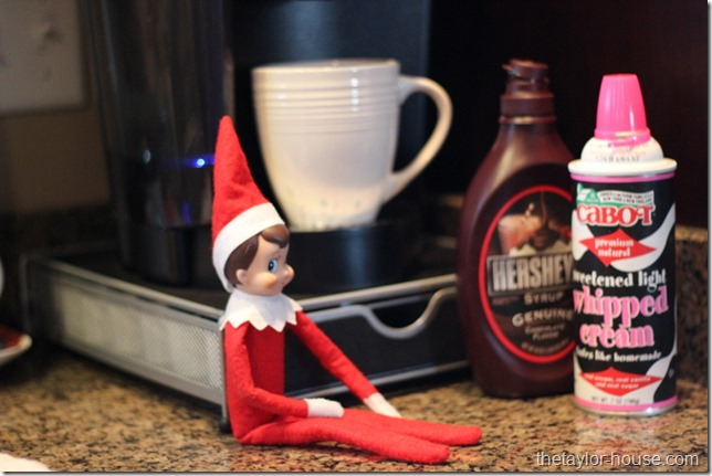 Elf On The Shelf, #elfontheshelf