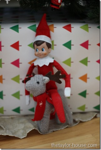 Elf on the Shelf Ideas, Elf on the Shelf