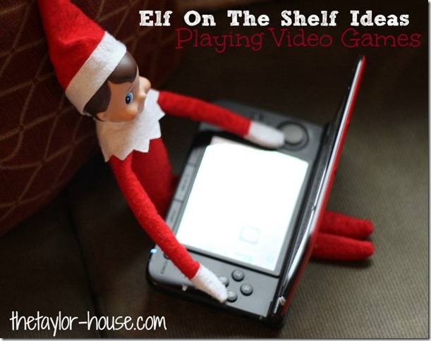 Elf on the Shelf, Elf On The Shelf Ideas, Elf on the Shelf Electronics