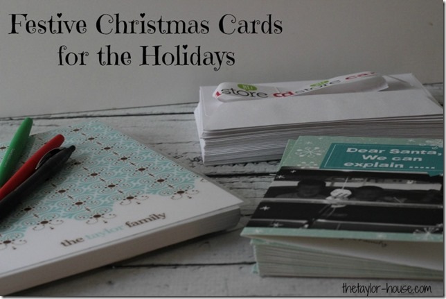 Cardstore, #sponsored, #MC, Christmas Cards