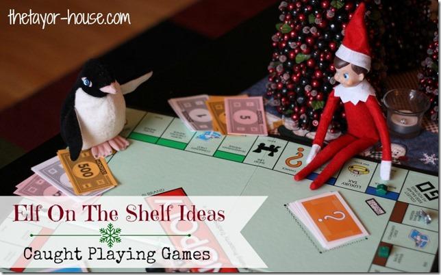 Elf On The Shelf Ideas, Elf on the Shelf