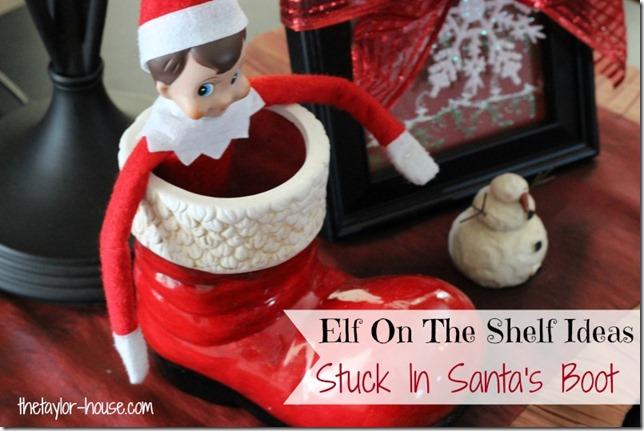 Elf On The Shelf, Elf On The Shelf Ideas