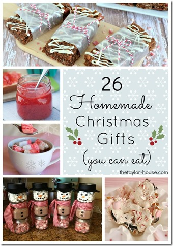 16 Homemade Christmas Tag Ideas The Taylor House