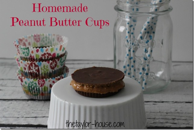 Christmas cookies, Simple Christmas Cookie Recipes, Homemade Peanut Butter Cups