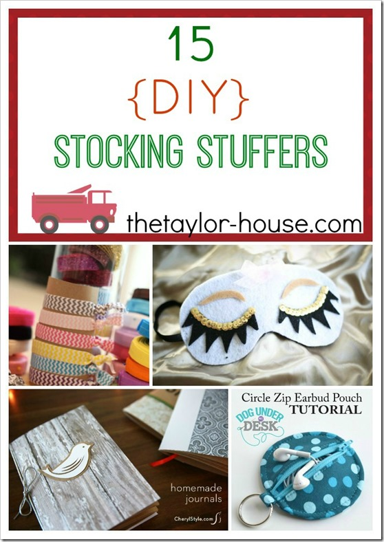 DIY Stocking Stuffer Ideas, Stocking Stuffers, DIY Christmas ideas
