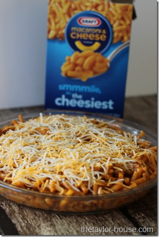 Mexican Mac & Cheese, #KraftyCooking