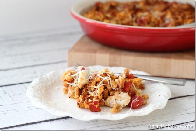 Bruschetta Chicken Bake, Chicken Recipes, Easy Recipe