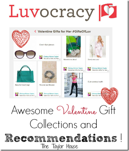 Luvocracy, #GiftsOfLuv, #AD, Valentine's Day gift ideas