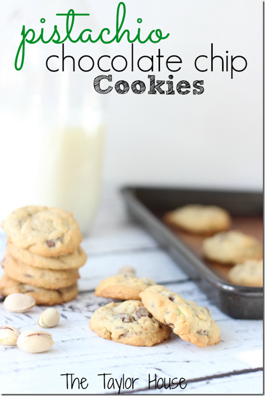 Pistachio Chocolate Chip Cookies, Pistachio Recipes, Healthy Recipes