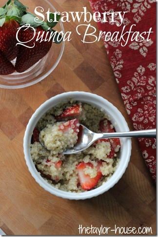 StrawberryQuinoa