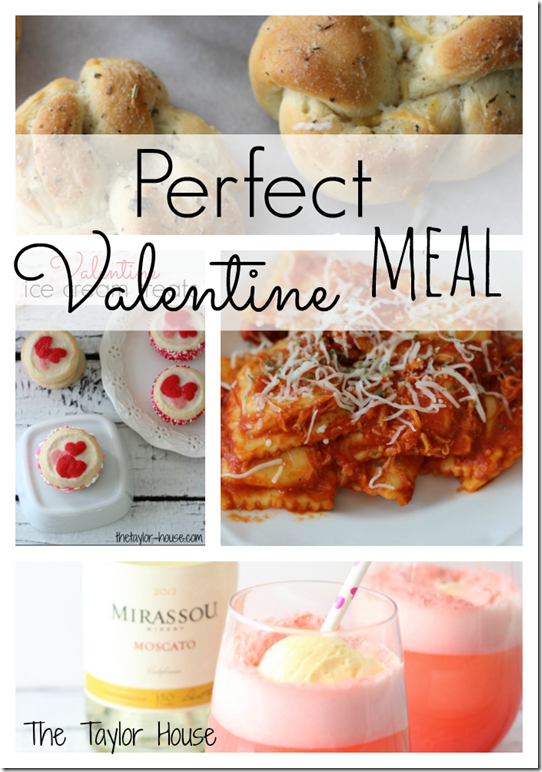 Surprise Your Valentine Meal, Valentine Meal