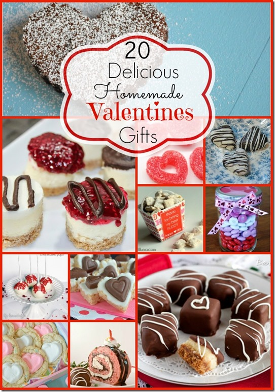 Homemade Edible Valentine's Day Gift, Valentine's Day