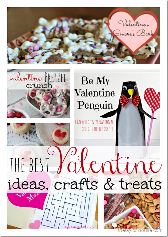 Valentine Ideas, Valentine Crafts, Kids Valentine Crafts