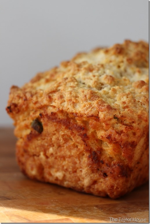 Homemade Beer Bread Recipe The Taylor House