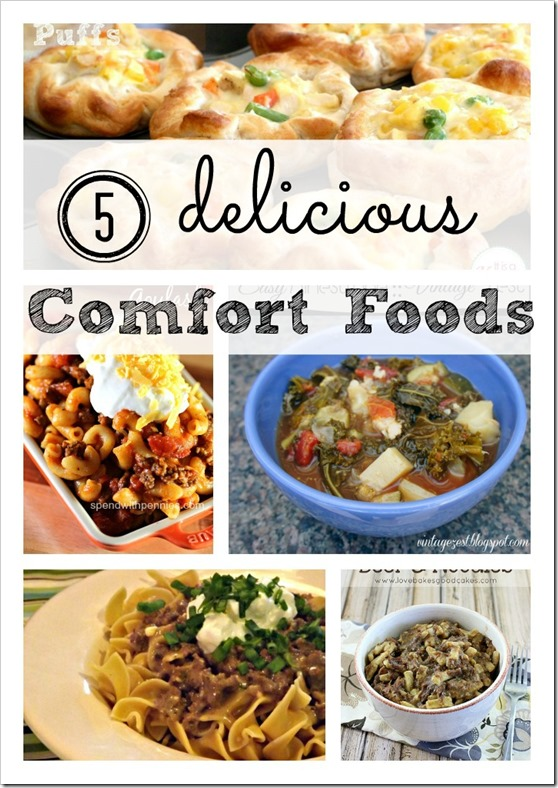 comfort food, comfort food recipes, best comfort foods