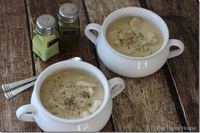 Comfort Food, slow cooker recipes, Chicken Dumpling Soup