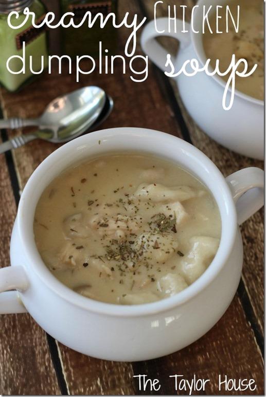 slow cooker chicken dumpling soup ingredients 1 can cream of chicken ...