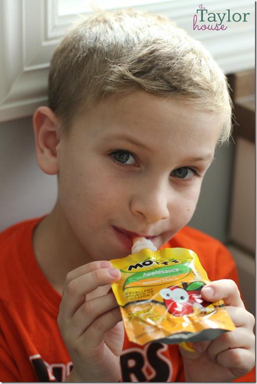 Motts On The Go, Healthy Snacks
