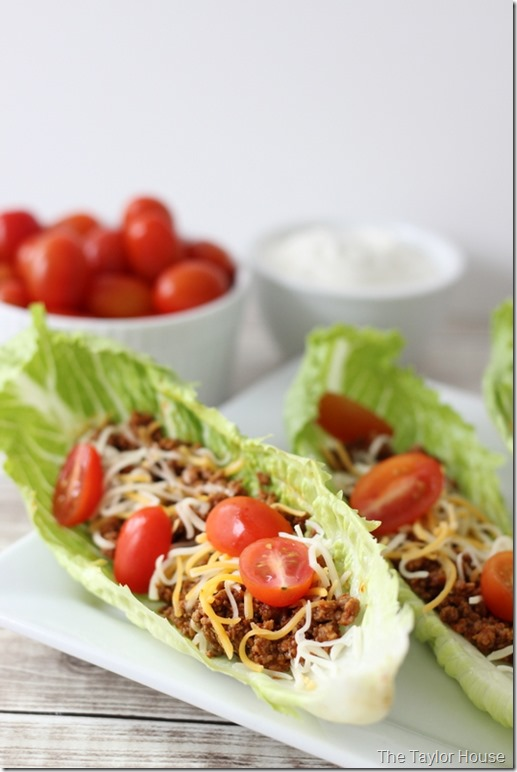 Lettuce Wrap, Taco Lettuce Wrap, Easy Recipes