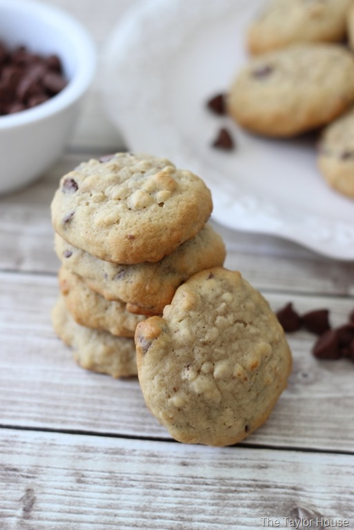 Banana Oatmeal Chocolate Chip Cookies - Page 2 of 2 | The ...