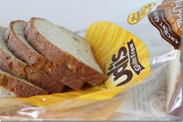Tuna Melt, Tuna and Cheese Melt, Udi's Gluten Free, Gluten Free Bread