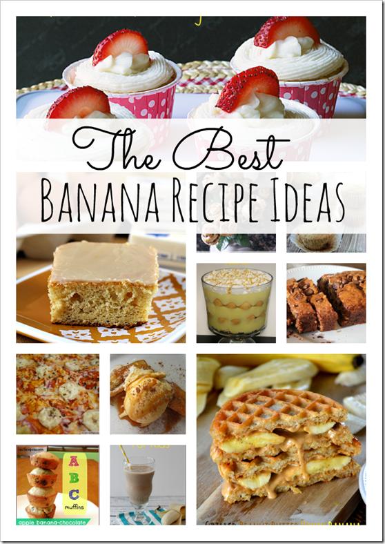 Banana Recipe Ideas, Banana Bread