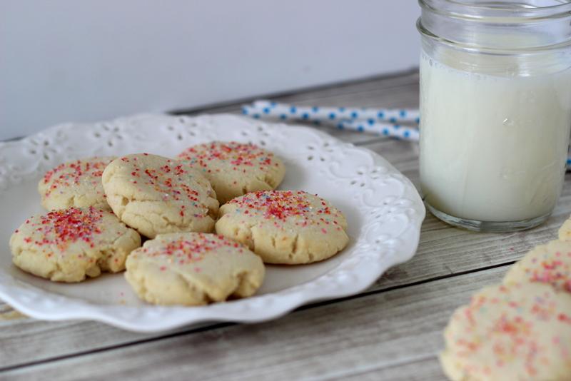 Sugar Cookies, Easy Sugar Cookies, Cookie Recipes, Amish Sugar Cookies, Homemade Sugar Cookies