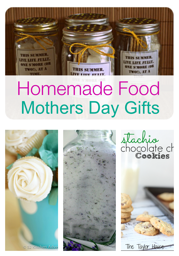 Mothers Day Gifts, Homemade Mothers Day Gifts, Easy Mothers Day Gifts, Beauty Mothers Day Gifts, Food Mothers Day Gifts