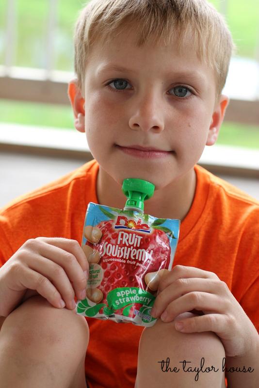 DOLE Fruit Squish'ems, DOLE, #GameDayGreat