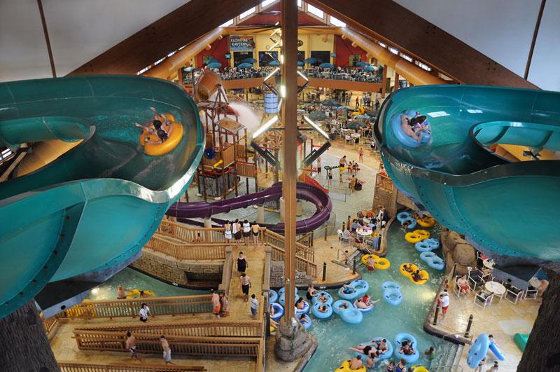 Wilderness Resort Wisconsin Dells Family Vacations