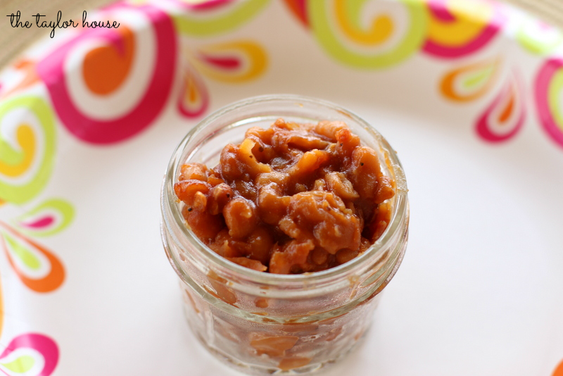 Mom's Baked Beans, Cans Get You Cooking, Baked Bean Recipe