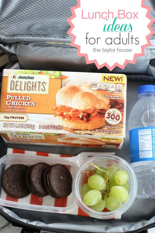 Delights by Jimmy Dean, Jimmy Dean, Lunch Box ideas for Adults, Lunch Box Ideas