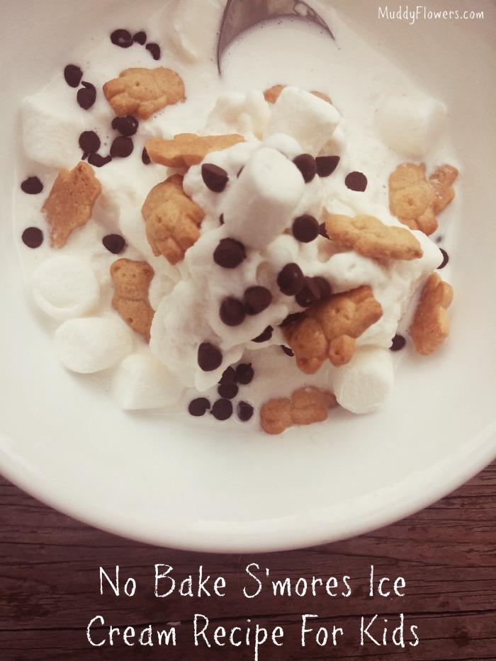 No-bake-easy-to-make-homemade-smore-ice-cream-kids-recipe