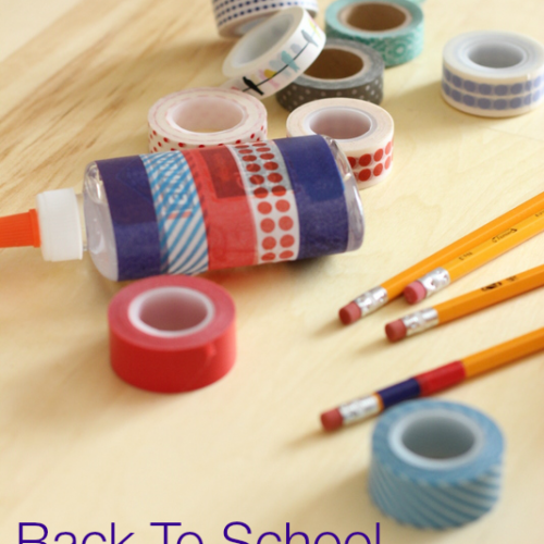 Back to School Kids Crafts