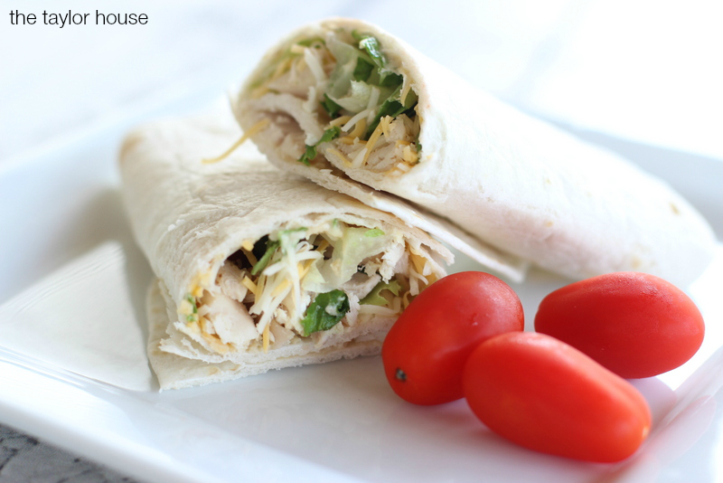 Easy Recipes, Healthy Recipes, Hummus Wrap Recipe, Garlic Hummus Wrap