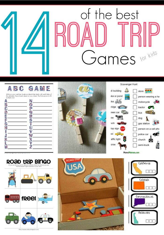 Fun Road Trip Games For Couples