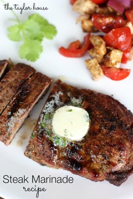 Beef Recipes, Steak Marinade Recipe, Easy Marinade Recipe