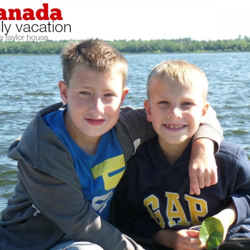 Canada #SensationalMemories + Delicious Fish Recipes