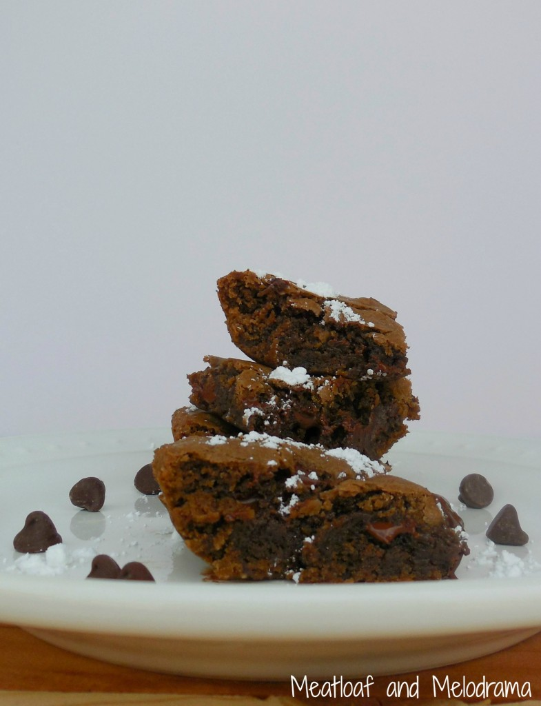 Dark Chocolate, Chocolate Chip Cookie Bars, Easy Cookie Bars
