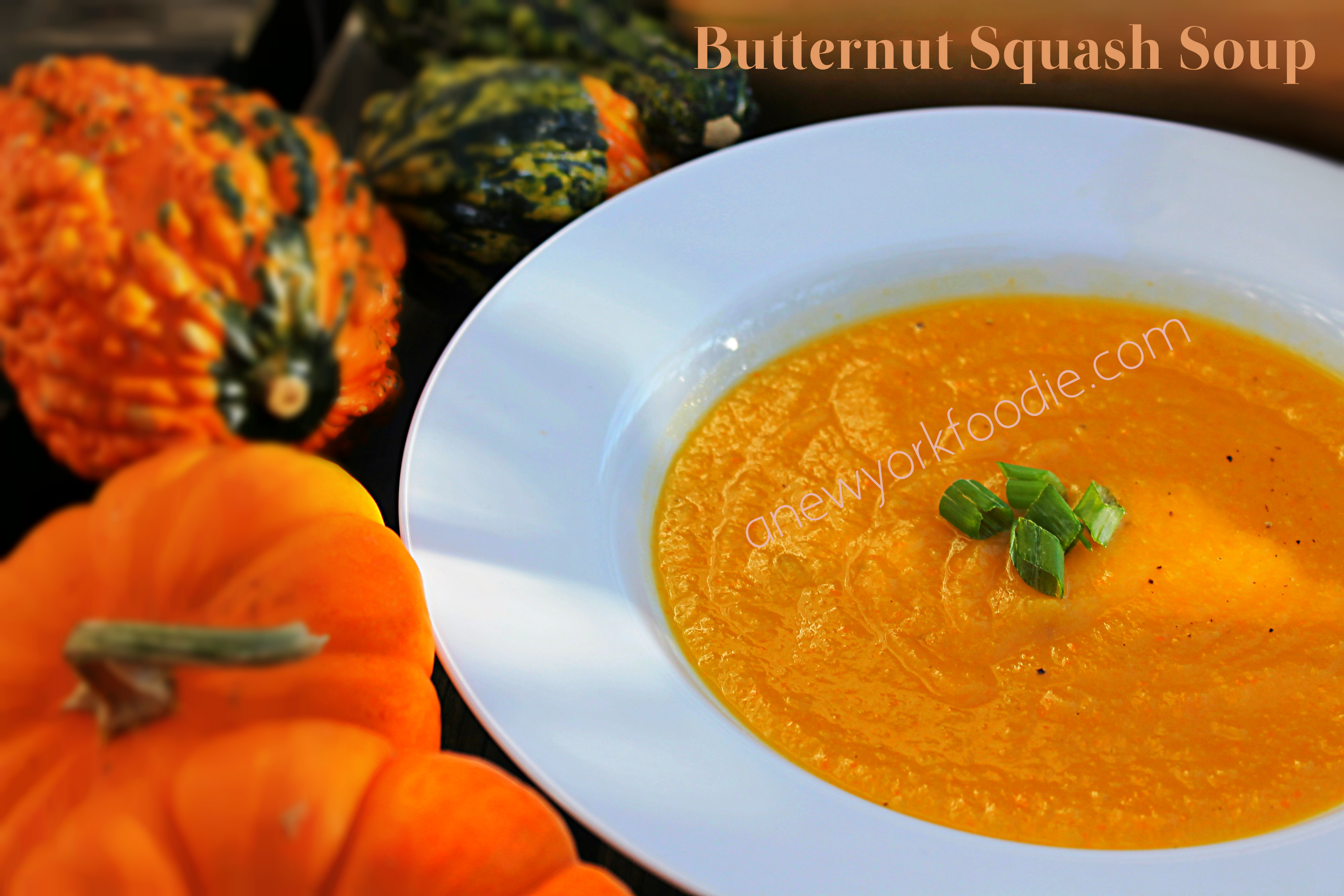 Butternut Squash Soup, Squash Soup, Butternut Squash