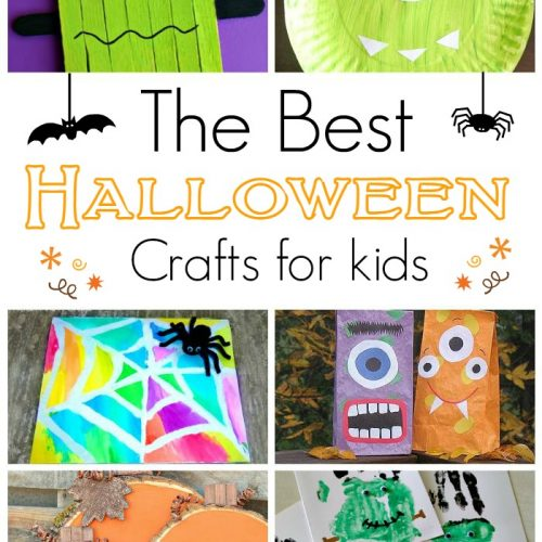 The Best Halloween Crafts for Kids