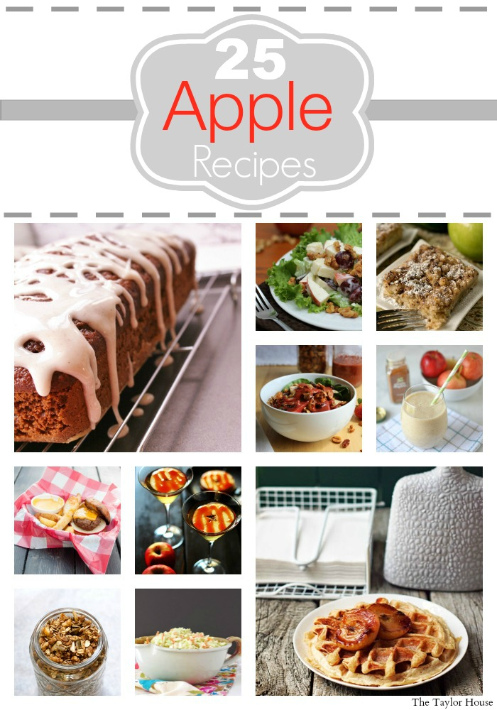Apple Recipes, Easy Apple Recipes, Delicious Apple Recipes