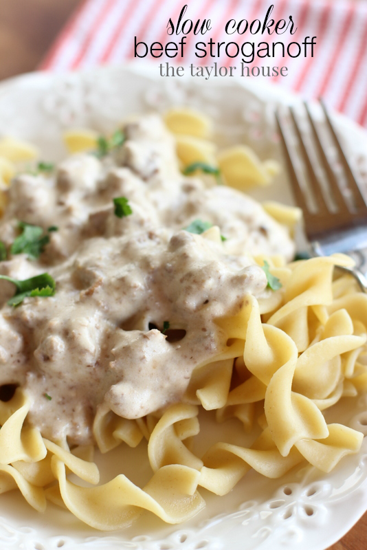 Cub Foods, Yellow Tag Deals, Slow Cooker Beef Stroganoff, Beef Stroganoff Recipe