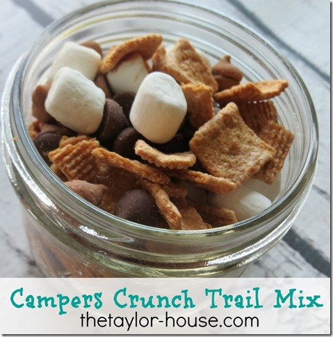 Campers Crunch Trail Mix