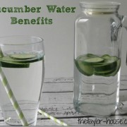 Health Beneftis of Cucumbers