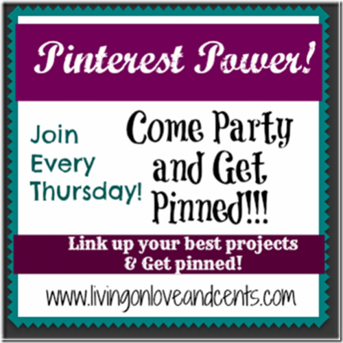 Pinterest Power Party & Features!